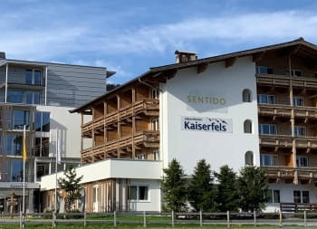 Hotel Kaiserfels St Johann Tirol