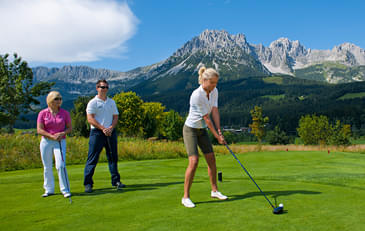 Golf-courses-in-the-Kitzbueheler-Alpen